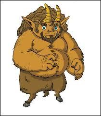 C'est une créature de la mythologie.
