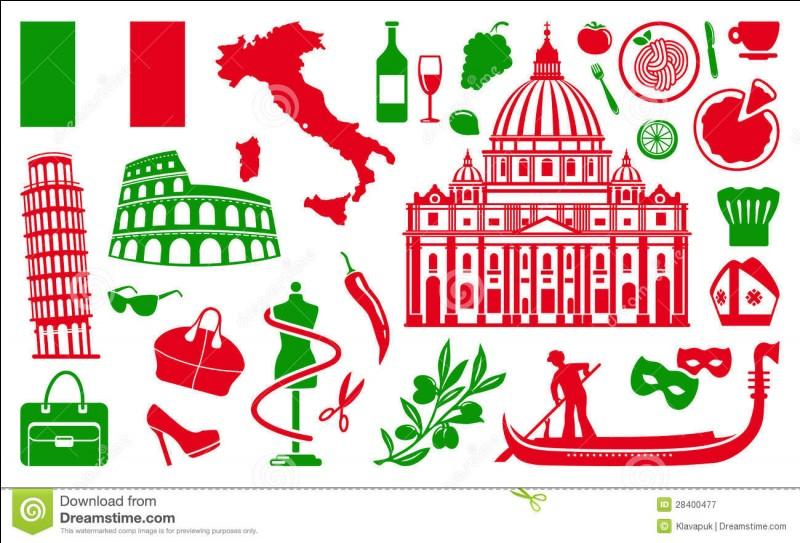 En Italie il y a des ...