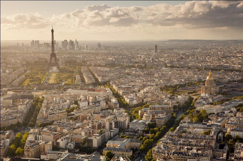 La capitale de la France est ...