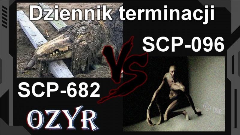 SCP-682 vs SCP-096, qui a gagné ?