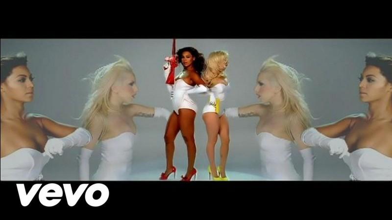 "Qui chante ""Vidéo Phone (remix)"" ?"