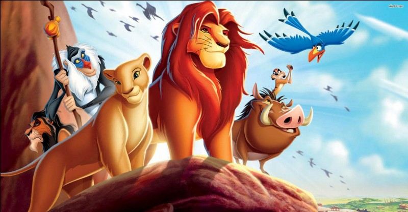 """Quel lion est mort en premier dans """"Le Roi lion"""" ?"""
