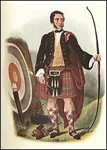 Les peintres qui ont immortalisés les hommes des clands écossais ont montré qu'ils faisaient criés leurs blancs : ce n'était pas ''Les Noces de Cana'' !
