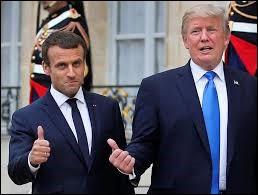 Emmanuel Macron et Donald Trump aimeraient bien s'instaler dans la pet de routine !