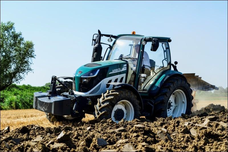 Dans quel pays ce tracteur est-il fabriqué ?