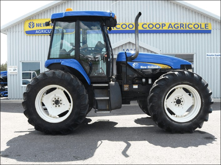 Quelle est la particularité de ce tracteur ?