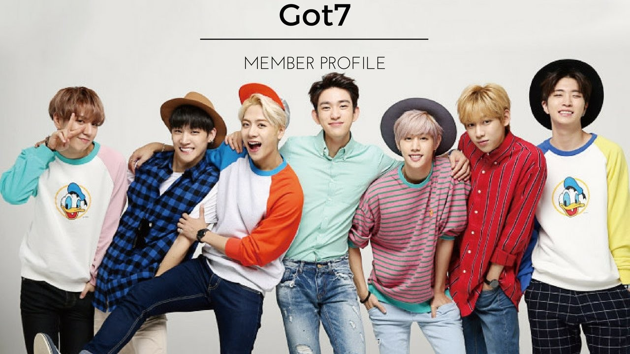 Connais-tu plutôt bien les Got7 ? (#1)