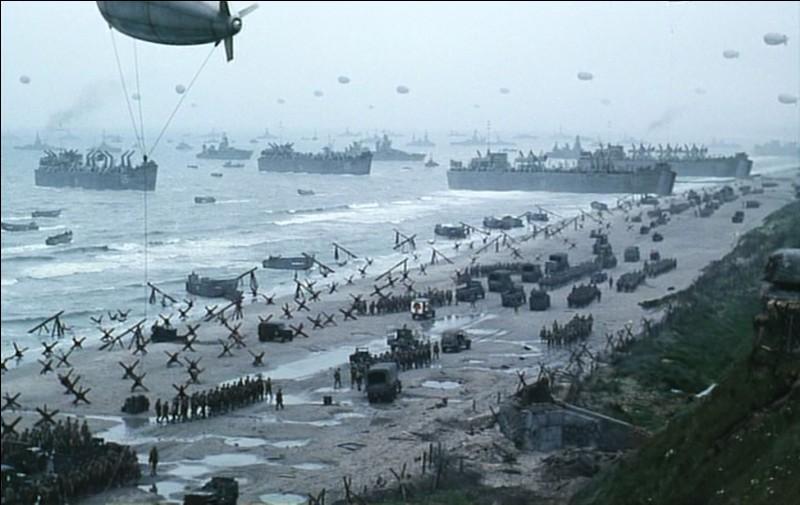 Combien de litres de pétrole ont été acheminés en France jusqu'à la fin de la guerre grâce à cette opération ?
