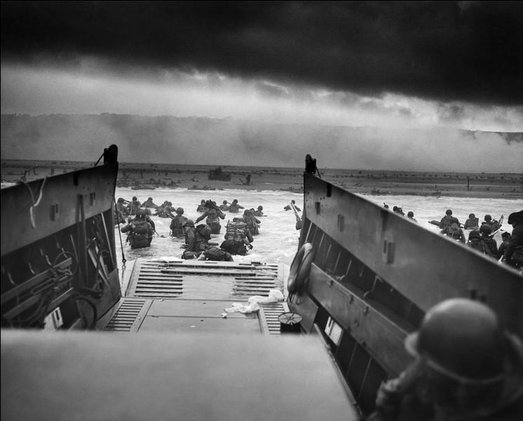 Quel est le nom de code du débarquement de Normandie ?