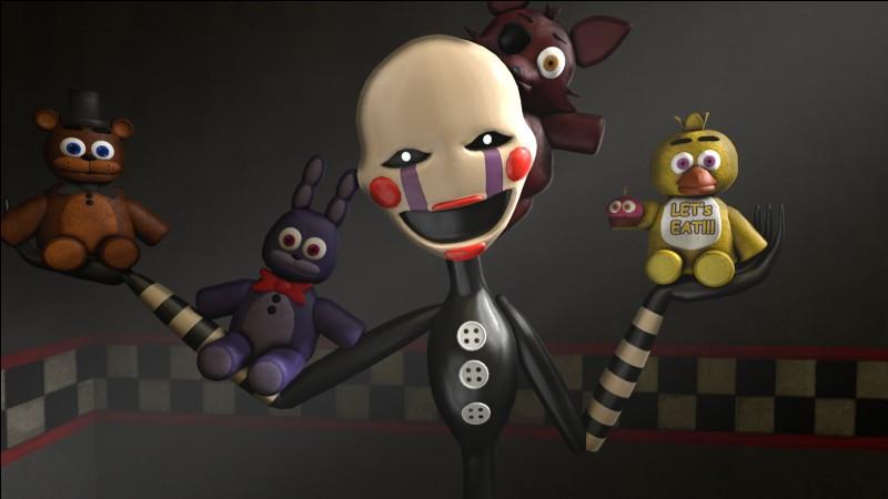 Qui est Puppet ?