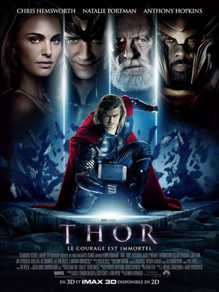 """Quelle Pierre d'Infinité se trouve dans le Cube Cosmique, apparu pour la première fois dans """"Thor"""" ?"""