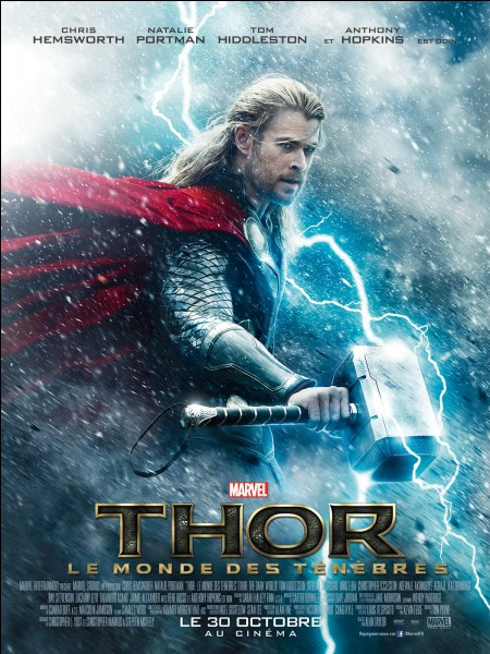 """Dans quelle ville se déroule principalement le combat entre Thor et Malekith, dans """"Thor : Le monde des ténèbres"""" ?"""