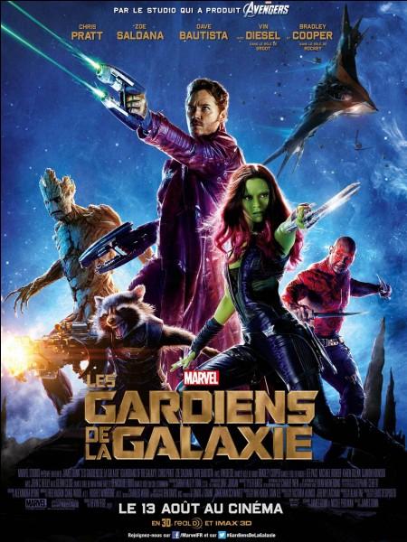 """Quel personnage n'apparaît pas dans """"Les Gardiens de la Galaxie"""" ?"""
