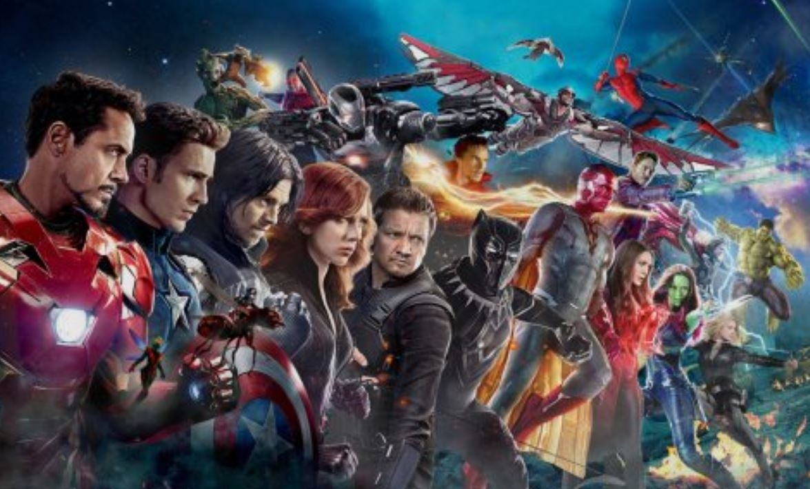 Le Marvel Cinematic Universe