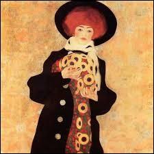 """""""Femme avec un chapeau noir"""" est une peinture du peintre nommé :"""