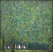 """""""Le Parc"""" est une peinture de/de :"""