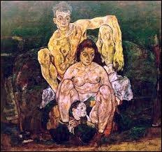 Est-ce une peinture d'Egon Schiele ou Gustav Klimt ? - (9)