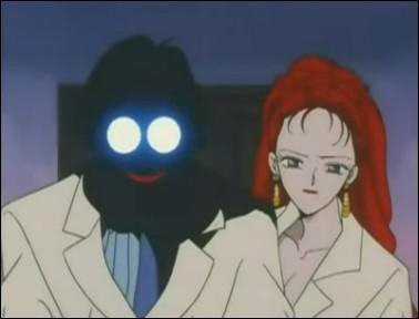 Quelle type de relation entretient-elle avec son boss, le dr. Tomoe ?