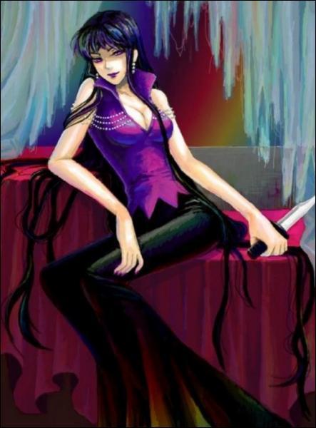 On le sait, Olivia se transforme en Mistress 9. Est-ce que c'est bien elle sur la photo ?