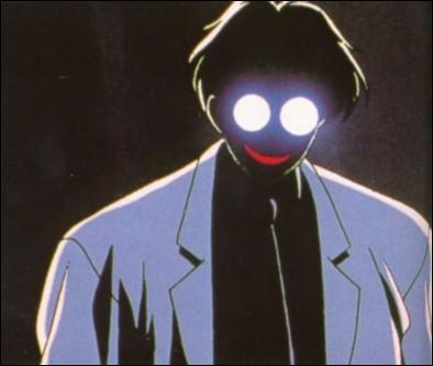 Quel est le nom en vf de ce méchant professeur (Dr Tomoe au Japon) ?