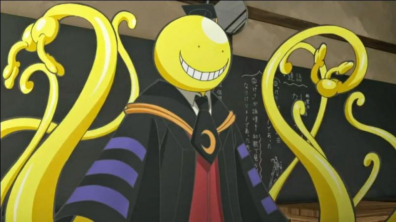 Lors de l'événement où la classe E choisit entre éliminer M. Koro ou essayer de trouver un moyen de le sauver, quelle équipe rejoindrais-tu ?