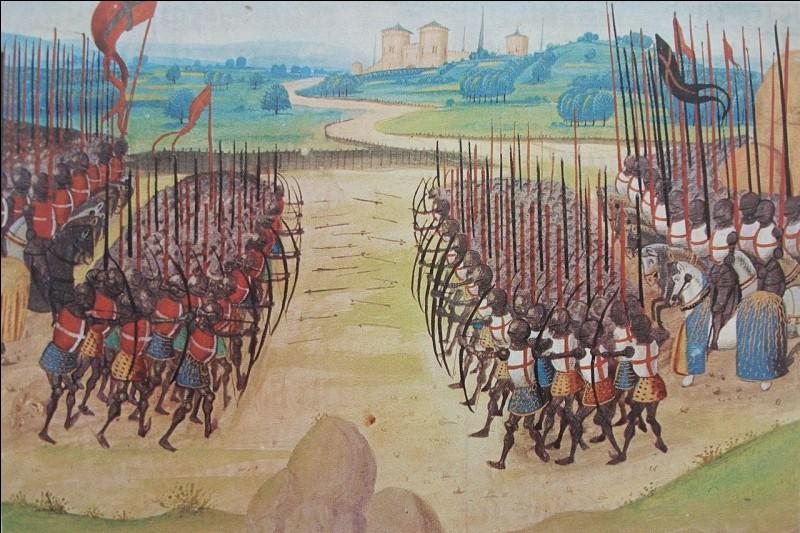 Quelle commune du Pas-de-calais est connue pour la défaite catastrophique des Français face aux Anglais qui s'y est déroulée le 25 octobre 1415 pendant la guerre de Cent Ans ?