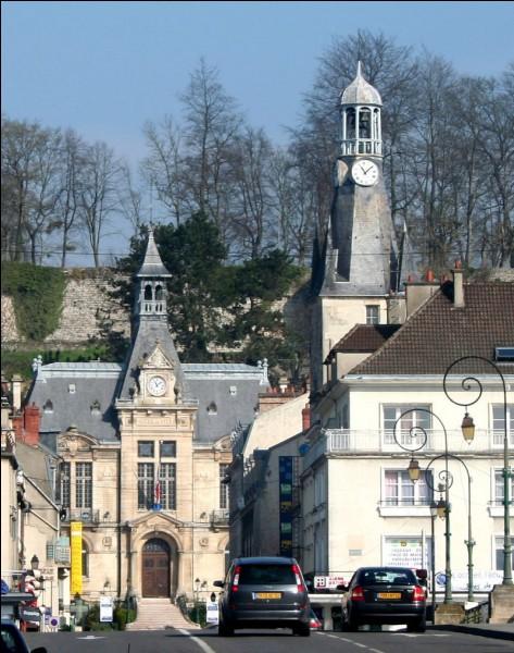 Dans quelle ville de l'Aisne est né Jean de La Fontaine ?