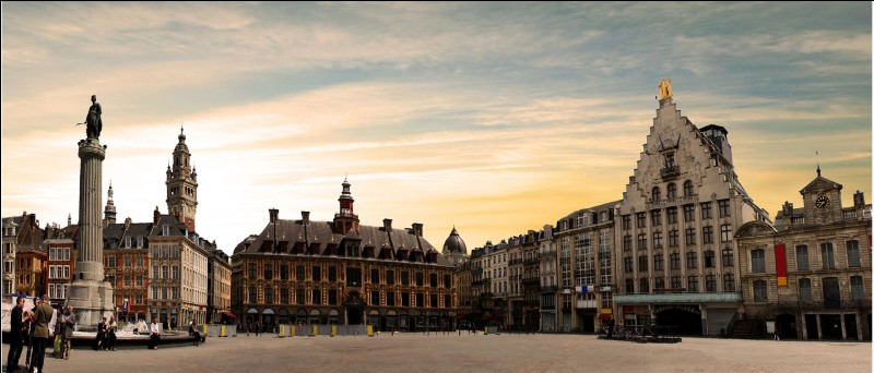 Quelle est la ville la plus peuplée des Hauts-de-France ?