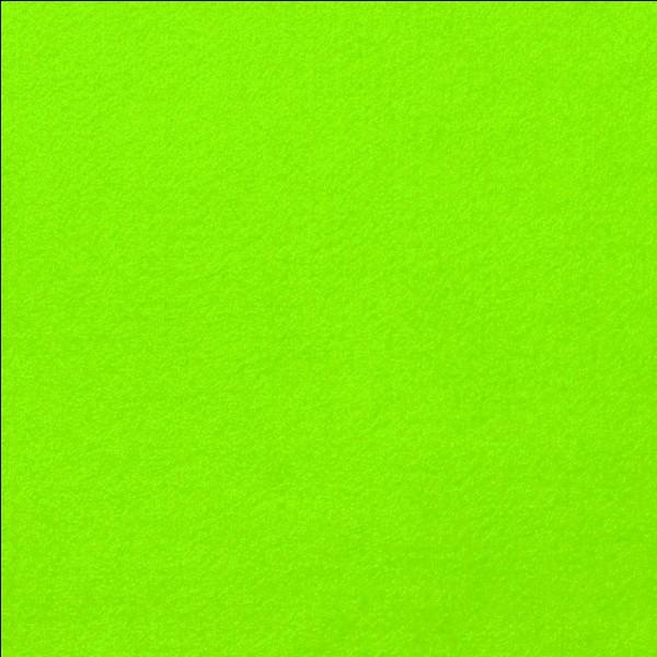 De quelle couleur est cette image ?