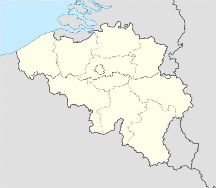 Combien la Belgique a-t-elle de pays limitrophes ?
