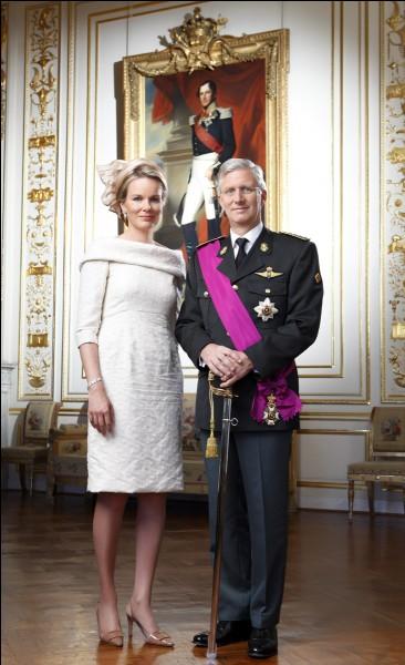 Quels sont les prénoms du roi et la reine belges en 2018 ?