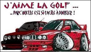 Quelle est la différence entre une BMW et une LADA ?