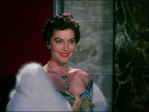 La belle Comtesse (jouée par Ava Gardner) du film de Joseph Mankiewicz, a les pieds...