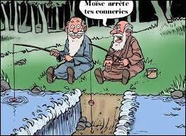 Pourquoi les pêcheurs ne sont jamais gros ?
