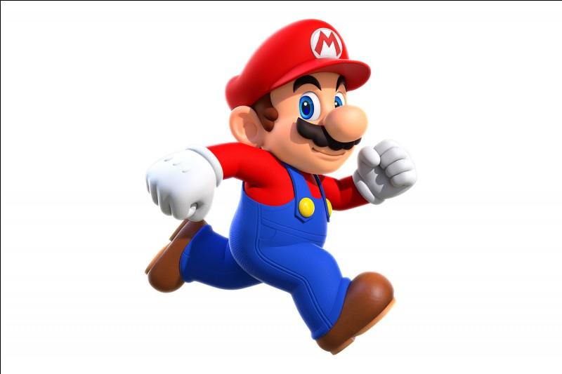 """Les jeux vidéo """"Super Mario"""" et """"Donkey Kong"""" ont été créés par le Japonais Hideo Kojima."""