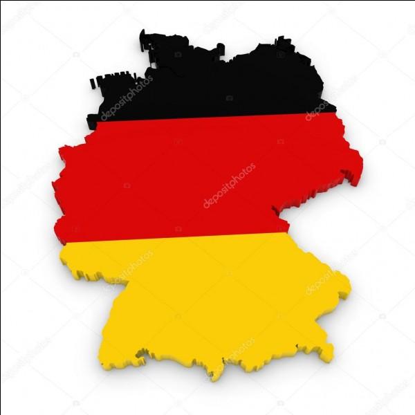 L'Allemagne a une frontière avec l'Italie.