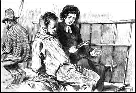 """Retrouvez l'homme ayant écrit """"Le Dernier Jour d'un condamné""""."""