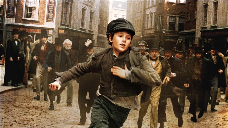 """Qui a écrit """"Oliver Twist"""" ?"""