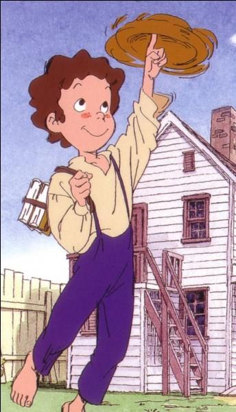 """Retrouvez l'auteur du célèbre """"Tom Sawyer"""" !"""