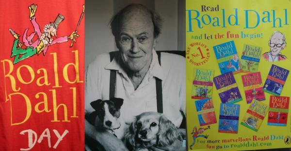 Les livres de Roald Dahl