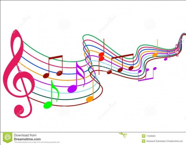 Quelle chanson préfères-tu entre toutes celle-là ?