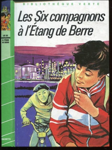 """Qui a écrit """"Les Six Compagnons à l'étang de Berre"""" ?"""
