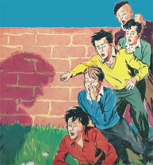 ''Les Six Compagnons'' qui n'ont pas été écrits par P-J Bonzon