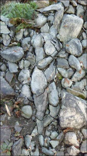 Que voyez vous dans ces pierres ?