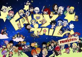 Quel personnage féminin de la guilde de Fairy Tail es-tu ?