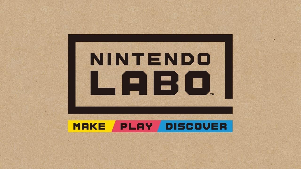 Nintendo Labo : Les bases