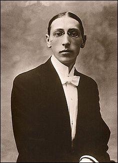 Complétez le nom de ce célèbre compositeur : Igor Fyodorovich ...