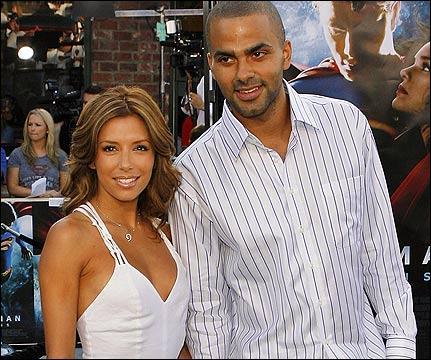 Quel est ce couple hyper glamour?