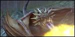 Dans le 4e film, quel espèce de dragon Harry doit-il affronter ?