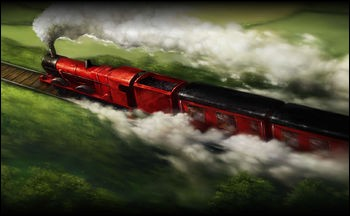 Quel est le numéro de quai du train que doit prendre Harry pour aller au collège ?